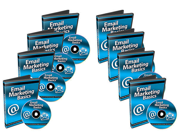 Email Marketing Basics Video Pack