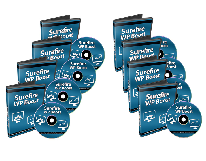 Surefire WP Boost eCcovers
