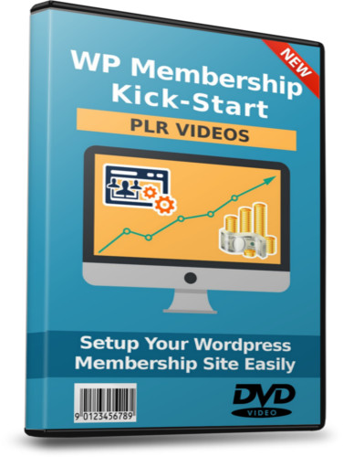WP Membership Kick-start with PLR