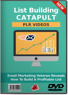 List Building Catapult with PLR