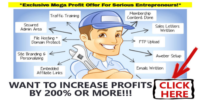 Increase Profits By 200%